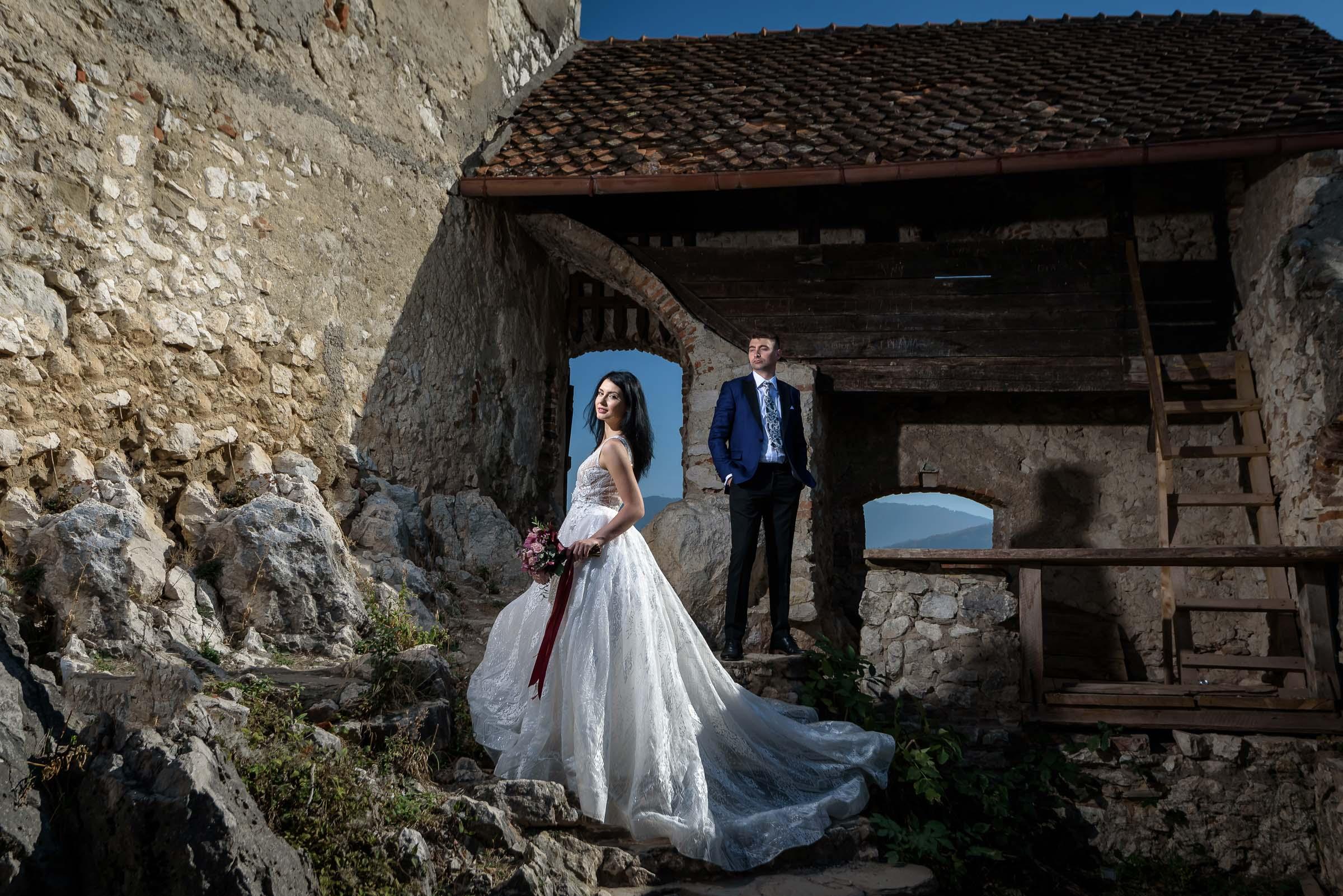 sedinta foto dupa nunta stefania & andrei